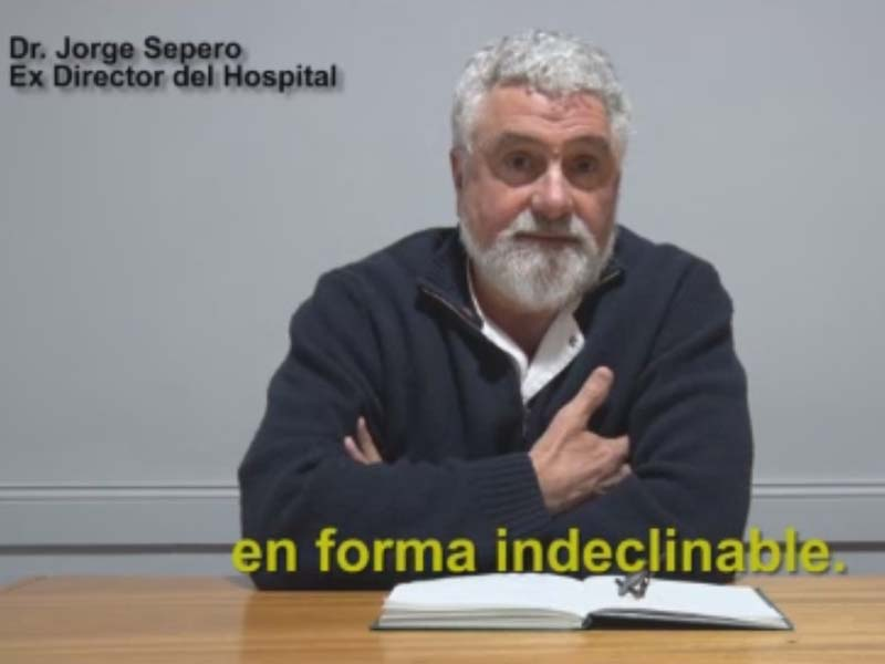 Renunció el Director del Hospital Municipal de Dolores